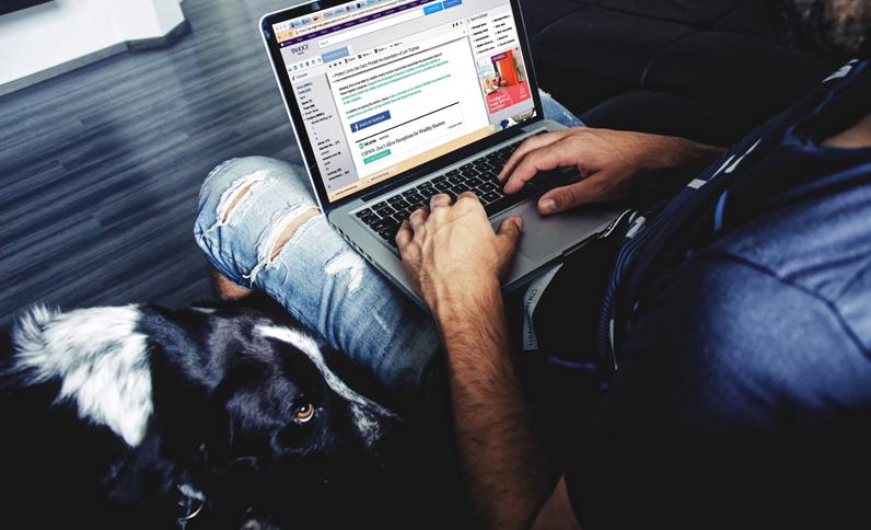 Ons favoriete nieuws over online werken: November