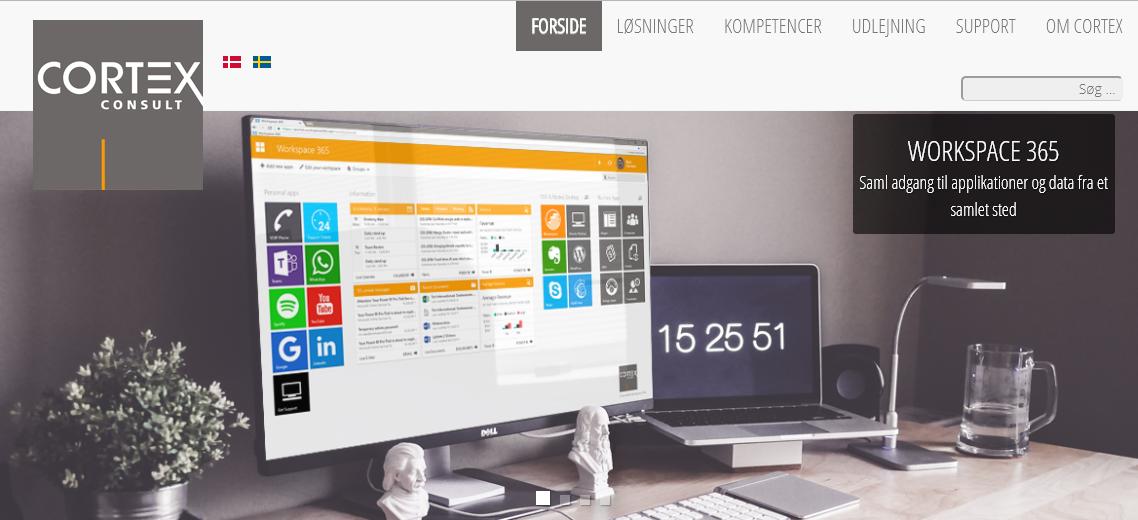 Digital workspace 365 by Cortex Consult