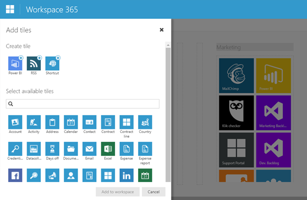 Webinar: Update 54 en Roadmap – Workspace 365
