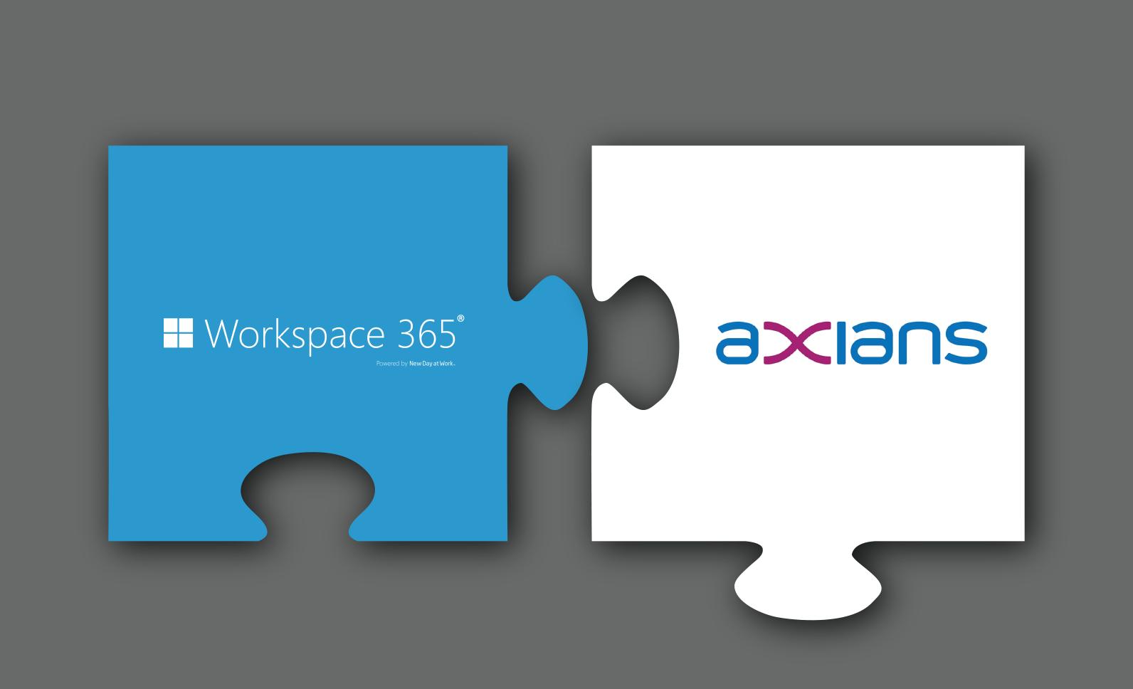 Axians partner Workspace 365