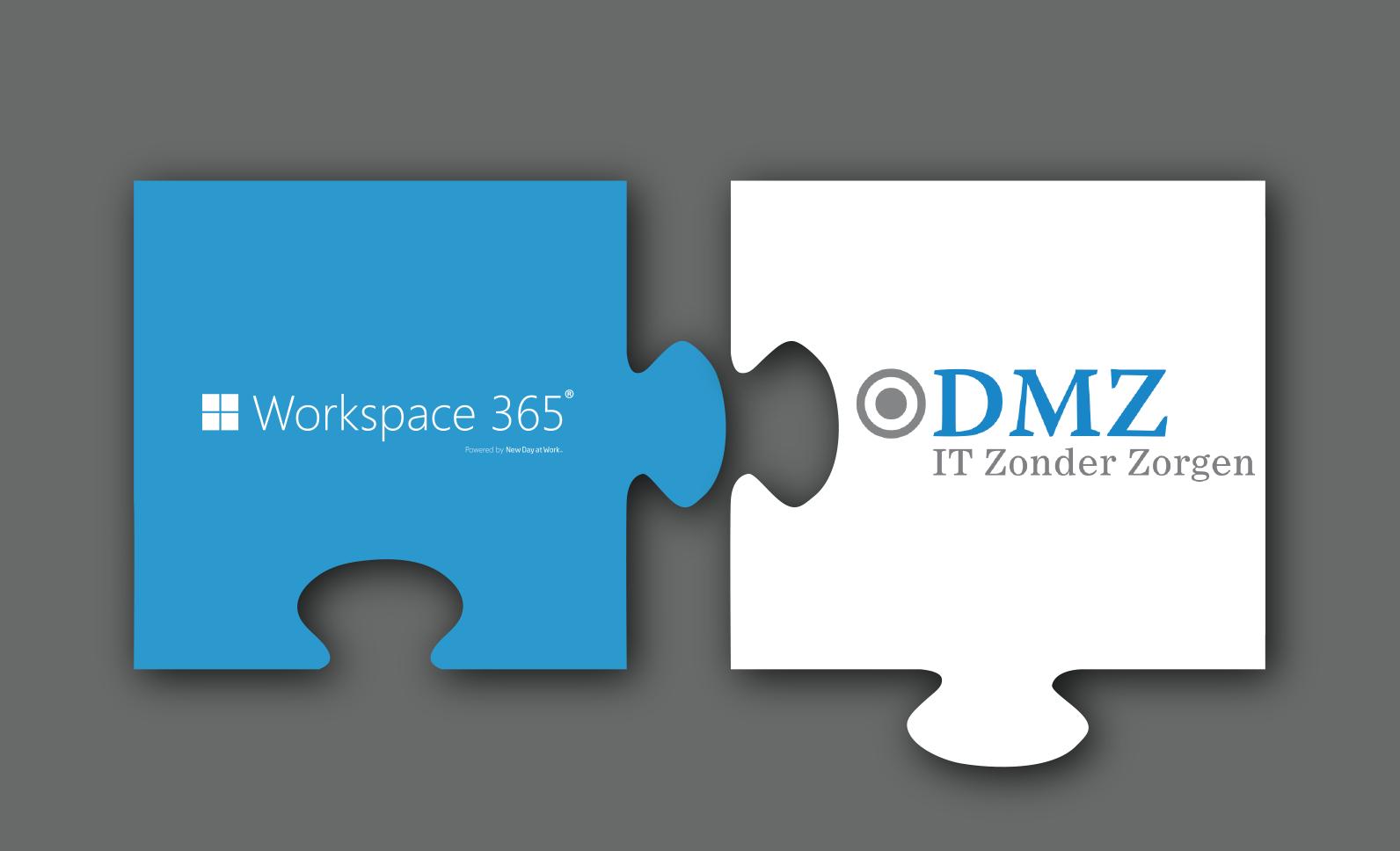 DMZ partner Workspace 365