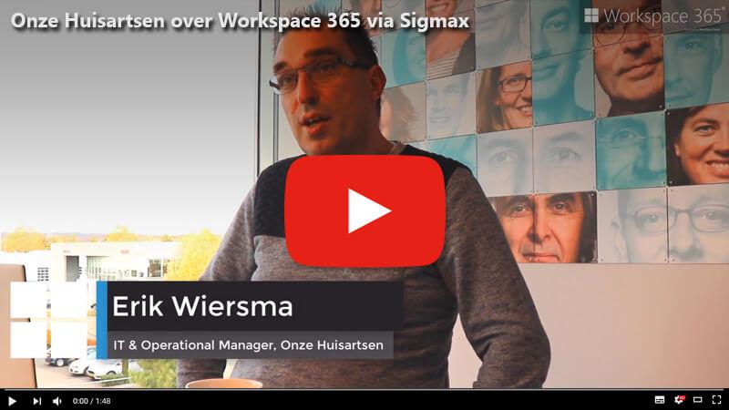 Video: Onze Huisartsen on Workspace 365 as a modern workspace