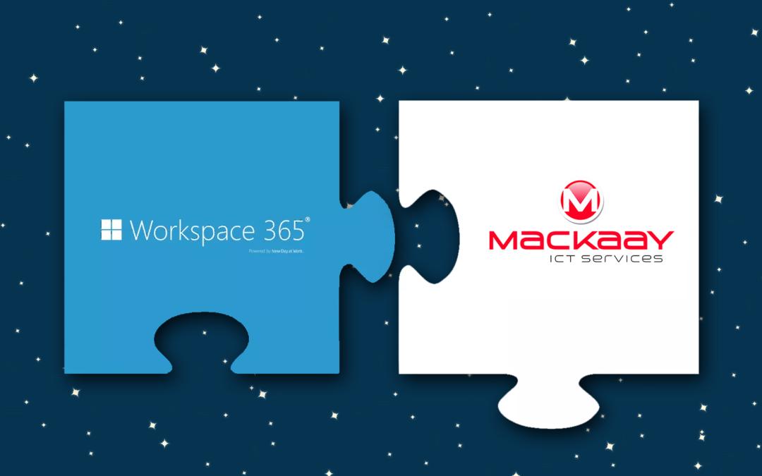 New partner: Mackaay ICT Services