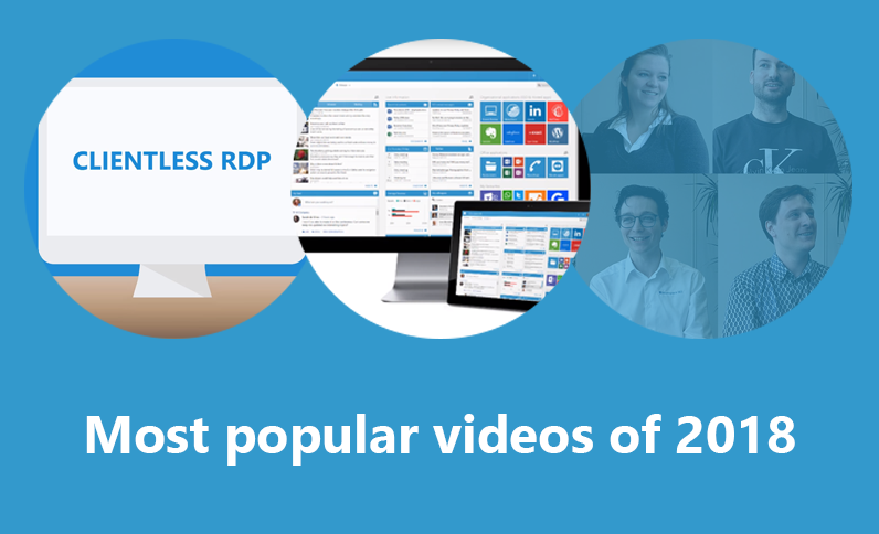 Our 10 most popular videos of 2018