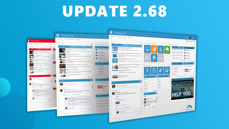 Update 2.68: Big calendars, Owners and Conditional Access on Office apps