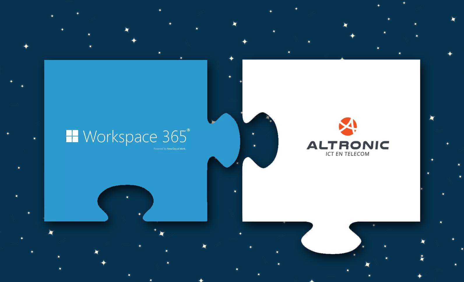 Altronic Workspace 365 partner